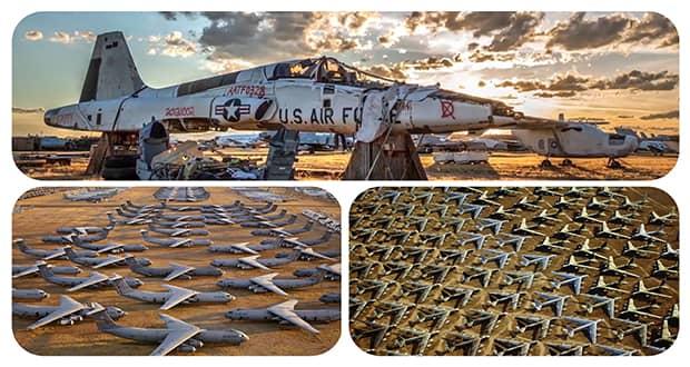 گورستان هواپیماهای نظامی