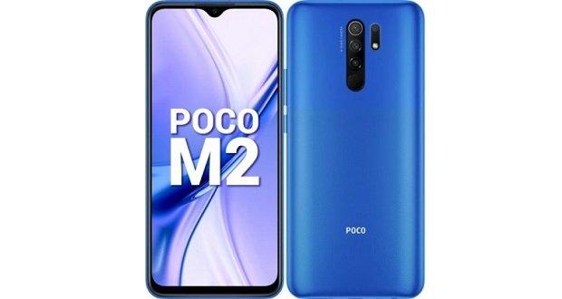 گوشی Poco M2