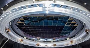 دوربین فضایی 3200 مگاپیکسلی