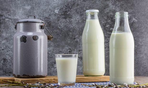 مصرف شیر خام