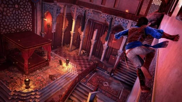 بازی Prince of Persia: The Sands of Time