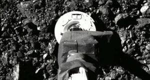 تماشا کنید: لحظه شگفتانگیز نمونه برداری فضاپیمای ناسا از سیارک بنو