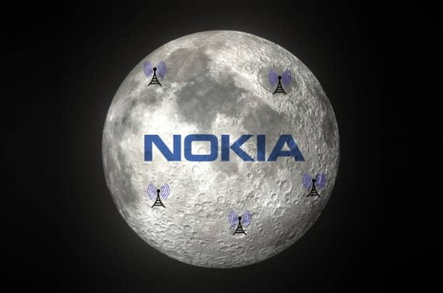 همکاری ناسا و نوکیا برای راهاندازی شبکه ارتباطی 4G روی ماه