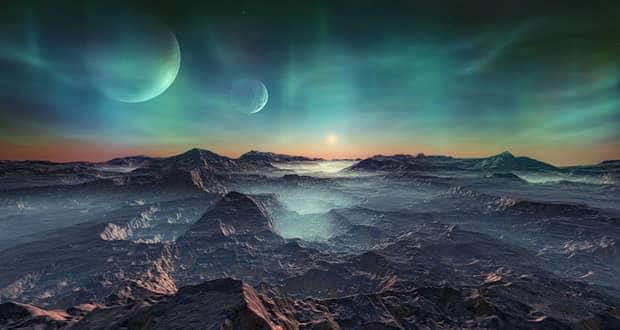 سیارات ناشناخته و مرموز بیشماری زمین ما را زیر نظر دارند