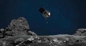 فضاپیمای ناسا با موفقیت از سطح سیارک مرموز بنو نمونهبرداری کرد