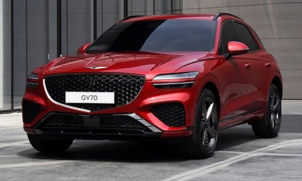جنسیس GV70 مدل 2020