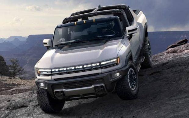 جی ام سی هامر EV مدل 2022