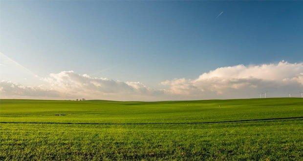 زمین روستایی