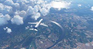 برنامه شبیه ساز پرواز مایکروسافت