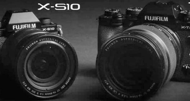 دوربین فوجی فیلم X-S10