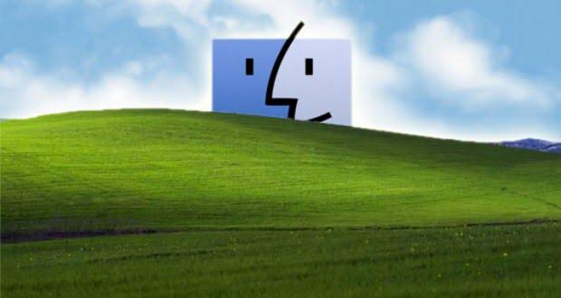 تم مخفی در ویندوز XP