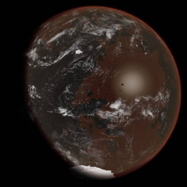بیش از 300 میلیون سیاره قابل سکونت در کهکشان راه شیری وجود دارد