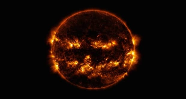 ناسا عکس جدید و غیر منتظرهای از خورشید منتشر کرد