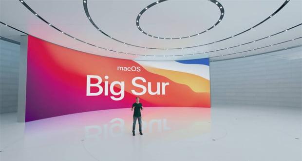 مک او اس Big Sur
