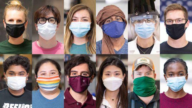 تازهترین توصیه مرکز CDC در مورد پوشیدن ماسک صورت