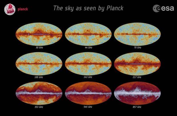 انبساط کیهان دمای آن را روز به روز بیشتر میکند