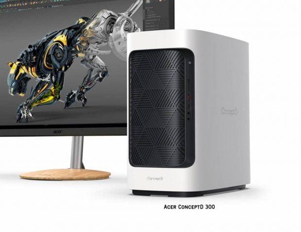 لپ تاپ های سری ConceptD