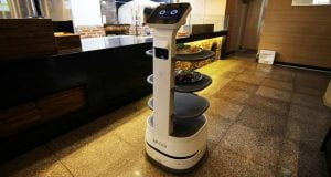 ربات های هوشمند ال جی