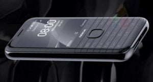 مشخصات نوکیا 8000 4G