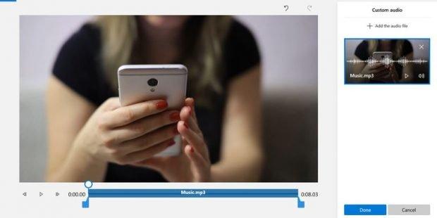 نحوه افزودن موزیک به ویدیو در کامپیوتر