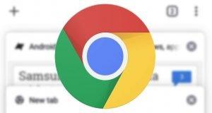 گوگل کروم ۸۷