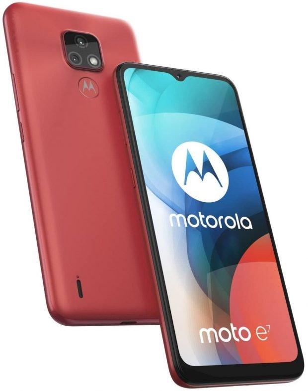 موتورولا موتو E7