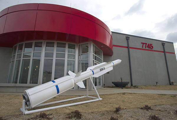 موشک SM-6 و تاماهاوک