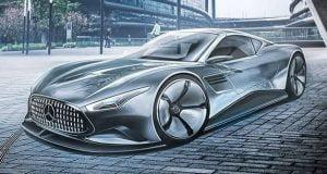 کانسپت خودروهای معروف