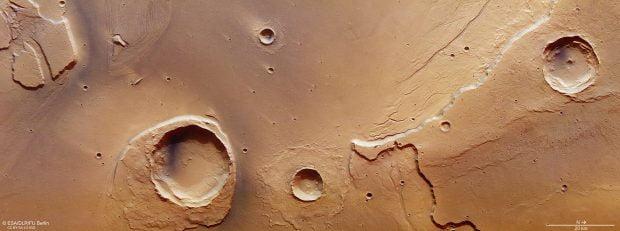 آیا سیل عظیم مریخی نشان دهنده وجود حیات روی سیاره سرخ است؟