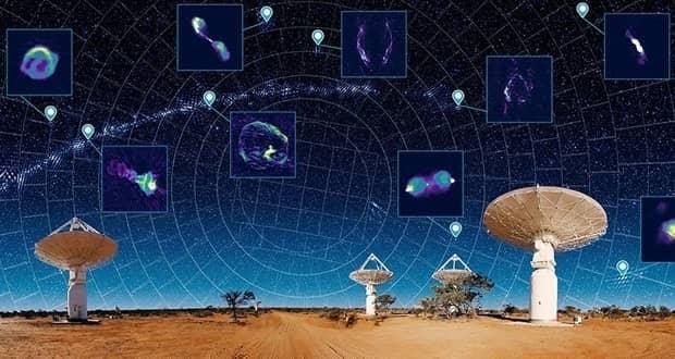 نقشهبرداری از کهکشان های ناشناخته و مرموز اطراف زمین