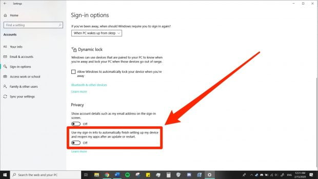 اجرای خودکار Microsoft Edge