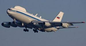 تجهیزات مخابراتی هواپیمای قیامتی