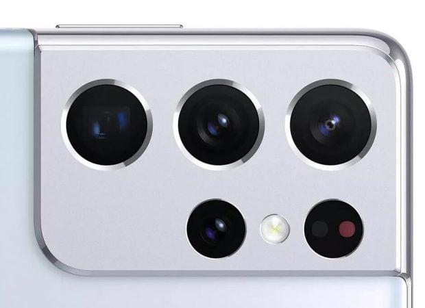 گلکسی S21 Ultra-دوربین اس 21 اولترا