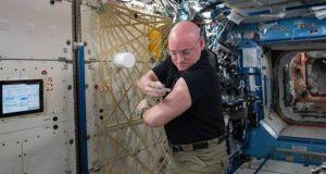 بیماری فضانوردان