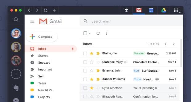 فوروارد همزمان چند ایمیل در Gmail