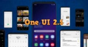 آپدیت One UI 2.5 سامسونگ