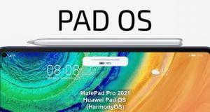 سیستم عامل Pad OS هواوی