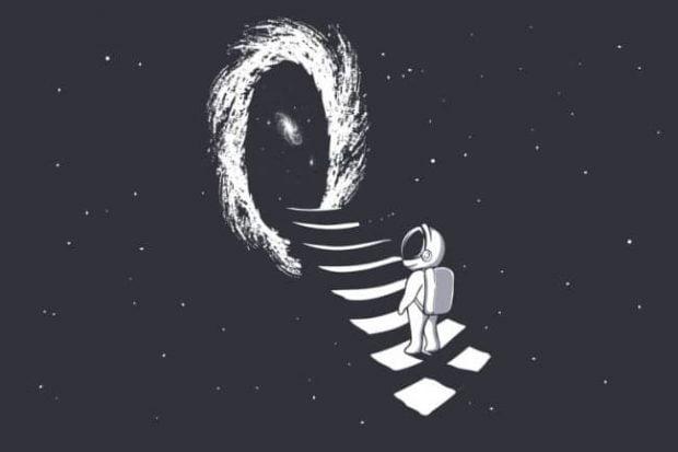 کشف کرم چاله ها به زودی امکانپذیر میشود