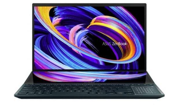لپ تاپ ZenBook Duo 15
