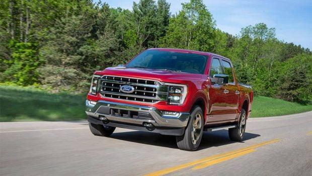 پرفروش ترین خودروهای بازار آمریکا