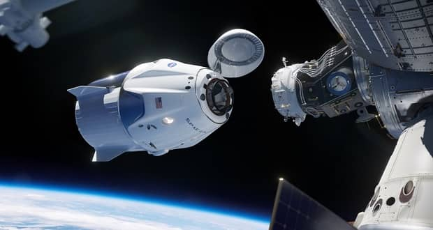 فضانوردان توریستی