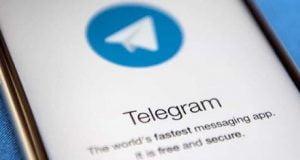 تلگرام دومین برنامه پر دانلود