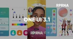 رابط کاربری وان یو آی 3.1 - One UI 3.1