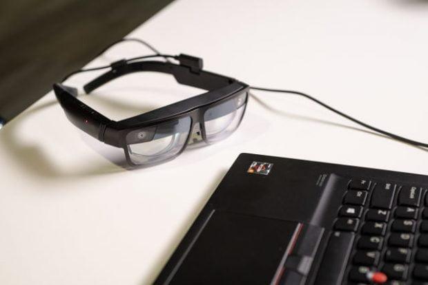 عینک واقعیت افزوده لنوو Lenovo ThinkReality A3