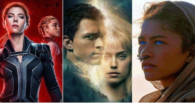 فیلم های علمی تخیلی سال 2021