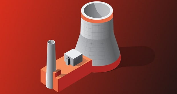 راکتور اتمی کوچک