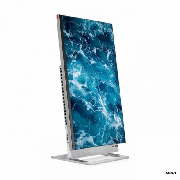 معرفی کامپیوتر لنوو با قابلیت چرخش نمایشگر با نام Yoga 7 Aio در نمایشگاه CES 2021