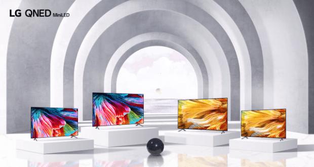 تلویزیون های میان رده OLED ال جی