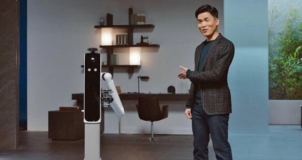 ربات های هوشمند جدید سامسونگ