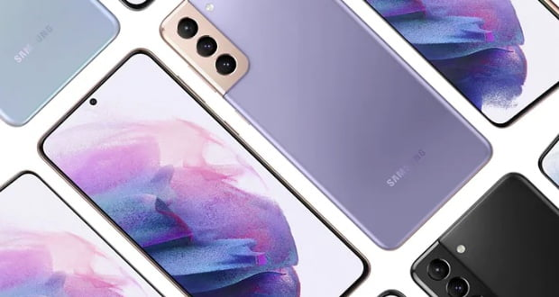 گوشی های سری گلکسی S21